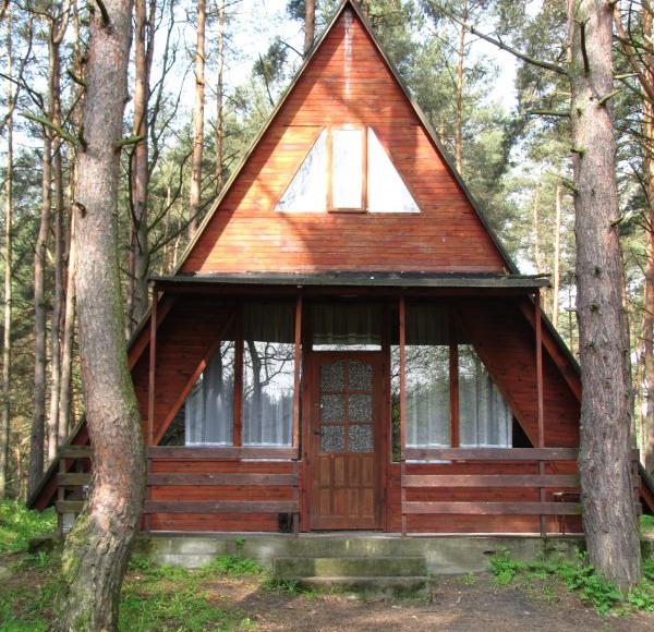 Domek typu Brda - 16 miejsc, 2 części, parter i piętro, 2 łazienki