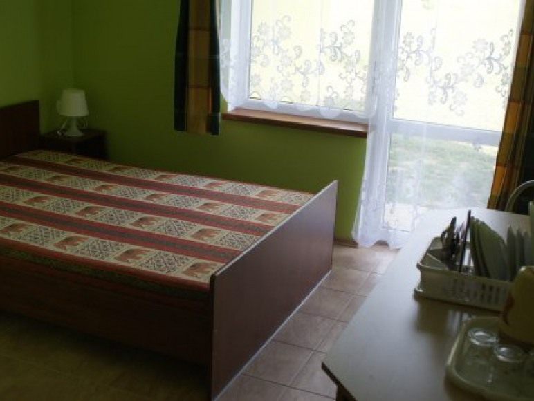 pokój 2-osobowy na parterze