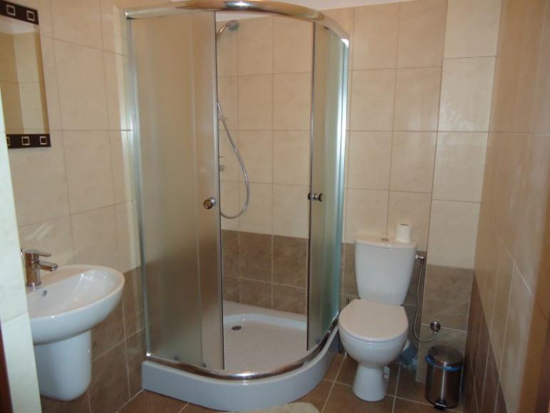 łazienka- pensjonat