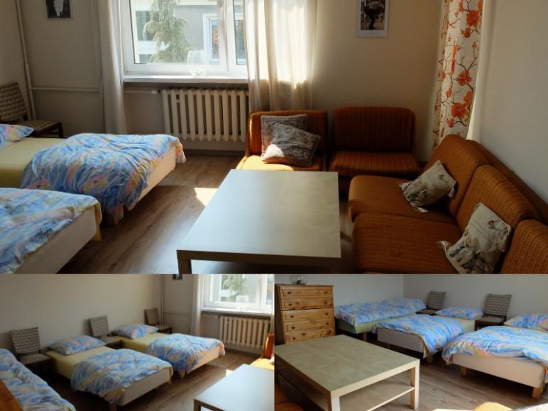 Pokój 3-4 osobowy