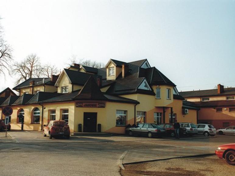 Bar Janosik Izabela Janas
