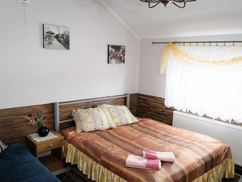 Hotelik Niedźwiadek