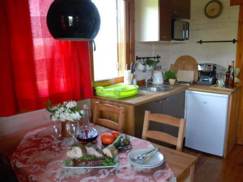 kuchnia i jadalnia