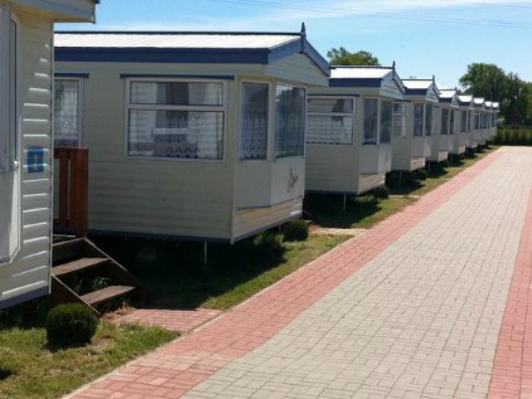 "Ośrodek Rusinowo ""Holiday-Camp"""