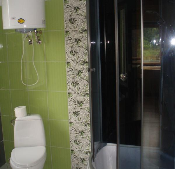 łazienka na pietrze