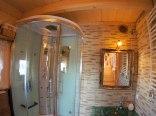 łazienka - domek