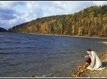 Jezioro atrakcyjne o każdej porze roku