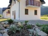 Słoneczna Osada- komfortowe domki w Krościenku n/D