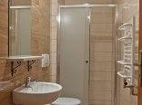 łazienka w pokoju Schronisko orlica