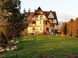 Ośrodek Wypoczynkowy Trzy Korony Nad Zalewem Czorsztyńskim