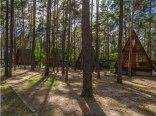 Domki drewniane typu BRDA dwupoziomowe