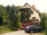 Dom Pod Kasztanami bezpłatny parking przy domu