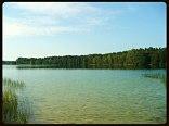 jezioro 100 m od domku