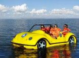 Rower wodny cabrio - wypożyczalnia Rafa