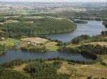 Rekowo- jeziora Mała i Duża Boruja