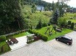 parking i ogród