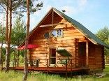 Domy w lesie