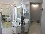 łazienka pokoju 2 os. na parterze