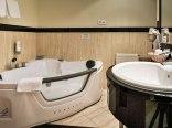 Faltom - łazienka pokoju dwuosobowego