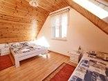 Łeba domki klimatyzowane, pokoje.