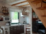 Domek 1 - parter, aneks kuchenny