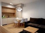 Apartament Eli - Salon z aneksem kuchennym
