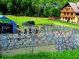 własna wypożyczalnia rowerów/nart dla naszych gości zniżki