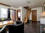 Salon bungalow piętrowy