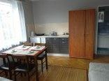 pokój nr 1 (4 os. z łazienką, aneksem kuchennym)
