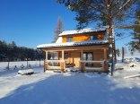 Domki do wynajęcia nad jeziorem Silec u Karoliny