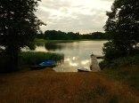 Najbliższe leśne jezioro
