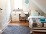 Sypialnia domek Modrzew
