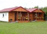 Domki u Pati nad morzem w Jezierzanach koło Jarosławca