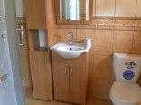 łazienka w domku parterowym