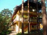dom wczasowy elewacja wschodnia