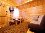 Karmazynowy Raj - komfortowe domki w Dąbkach