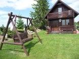 Drewniany Domek na Kaszubach wolny lipiec, sierpie