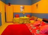 """Hostel Fraszka - pokój """"Ukraina viva"""""""