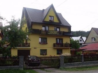 Kwatery Prywatne Czesławka