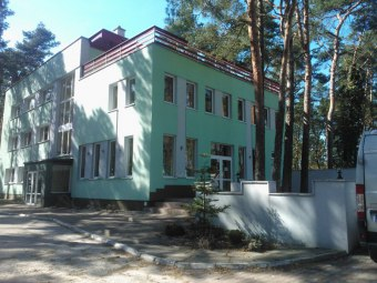 Ośrodek wypoczynkowy nad jeziorem-Turawa