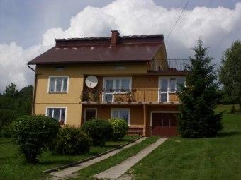Pokoje i domek w Bieszczadach