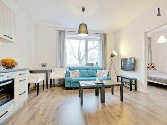 Apartament Gdynia Atrakcyjny