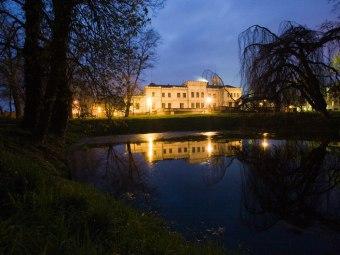 Pałac Będlewo Ośrodek Badawczo-Konferencyjny IM PAN