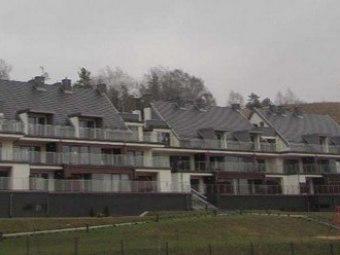 Apartament przy Górze 4 Wiatrów nad jeziorem Czos