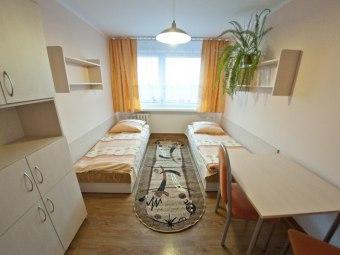 AMICUS Dom Studencki ZUT w Szczecinie