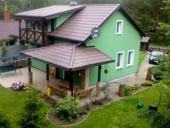 Domek letniskowy Słoneczne - Kujanki