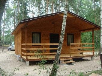 Domki Letniskowe Morena Powidz Ostrowo