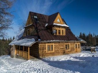 Pompelówka - góralska chata na Gubałówce