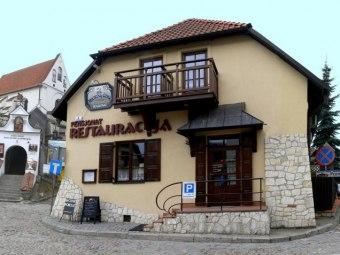 """Restauracja """"Pod Wietrzną Górą"""""""