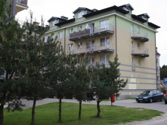 """Apartament """"Na Wydmie"""" w Ustce"""